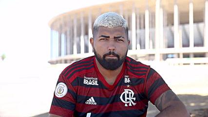 Gabigol doppelganger surprises fans Flamengo fans ahead of Vasco da Gama game