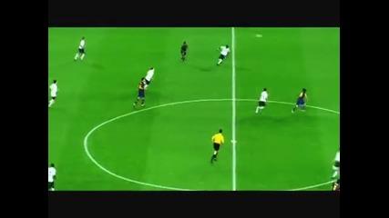 Lionel Messi 2010 - Умения и голове