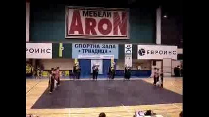 Денс Студио - София, Национален Шампионат