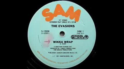 Evasions - Wikka Wrap - You Tube
