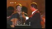 George Dalaras - Deka Palikaria Live 2002