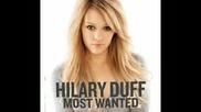 Hilary Duff & Oliver James