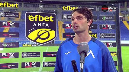 Мартин Райнов: С братята Цоневи ще е опасно, да внимават другите отбори