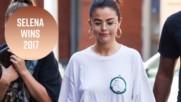 Here's why Selena Gomez ruled 2017