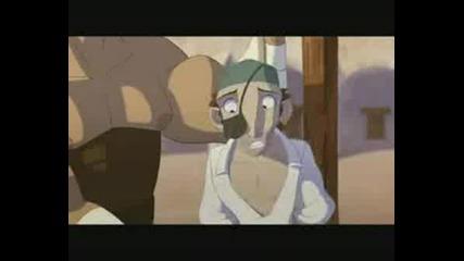 Пирати - Анимация