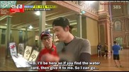 [ Eng Subs ] Running Man - Ep. 189 (with Bi Rain and Kim Woobin) - 2/2