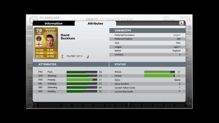 Fifa 13 | Ultimate Team | Squad Builder | Ligue 1 (ep8)