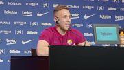Spain: FC Barcelona sign Brazilian midfielder Arthur Melo
