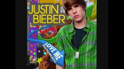 Justin Bieber - Love Me Instrumental