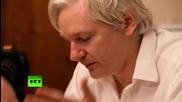 Julian Assange's The World Tomorrow Slavoj Zizek andamp; David Horowitz (e2)