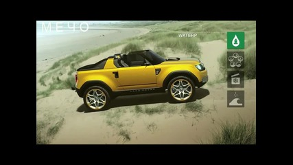 Джипът , който смая цял свят! Land Rover Dc100