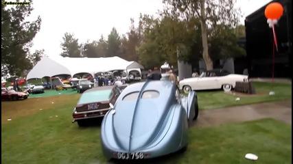 Най-скъпата кола в света - Bugatti Type 57sc Atlantic