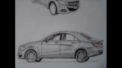 My drawing cars - Part 1