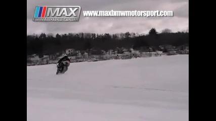 Bmw S1000rr - Още видео на лед (част 2)