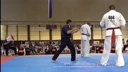 Захари Дамянов ( България ) - Джема Белкоджа ( Франция ) Финал Европейско 17-18.05.2014 Варна