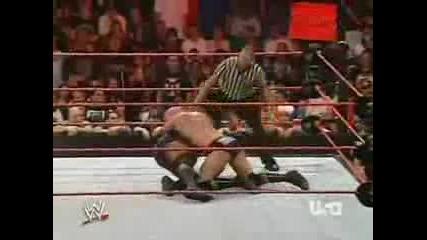 Последният Мач На Bobby Lashley в Wwe