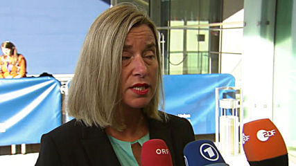 Luxembourg: Mogherini reaffirms EU's call for 'maximum restraint' in Persian Gulf