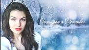 "Весели празници! Кавър на песента "" Once upon a December "" (Anastasia OST)"