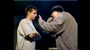 Blaze Battle 2001 - Eyedea vs E - dub Part 3