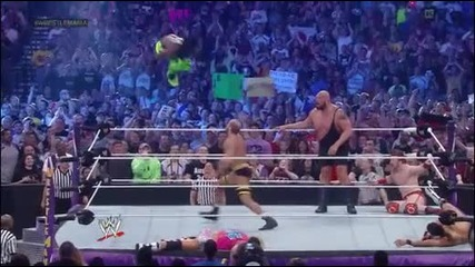 Wrestlemaniaxxx 30mensbattel Royal