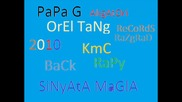 Orel Tang - Back