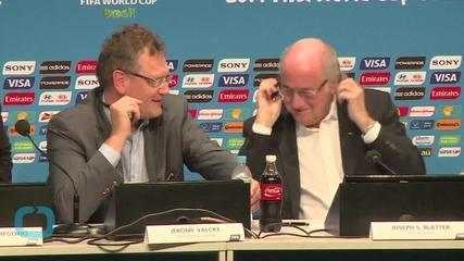 Soccer Shocker: Sepp Blatter Resigns as FIFA President