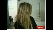 Гадните Папараци Снимат Avril Lavigne