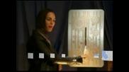 """Алиша Кийс """"окъпа"""" в светлина нюйоркския Емпайър Стейт Билдинг"""