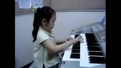 Талантливо Малко Момиче