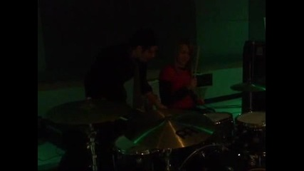Zac from Paramore Drum Lesson