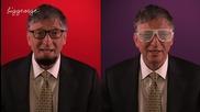 Бил Гейтс представя блога си по атрактивен начин в Шоуто на Джими Фалън