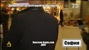 Хафъзов за агитацията на турски - Господари на ефира (11.11.2014)