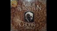 Arthur Rubinstein - Chopin Mazurka Op. 68 No. 3
