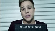 Превод ! Olly Murs - Dance With Me Tonight [ Official Music Video ]