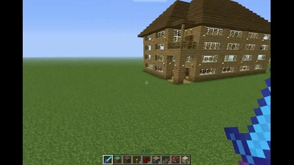 Minecraft : Идеи за къщи част 3
