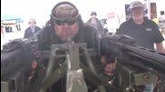 Супероръжия 24 Часа Нонстоп Стрелба С Различни Леки И Тежки Оръжия