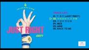 Got7 - Just Right [3 Mini Album] Full 130715