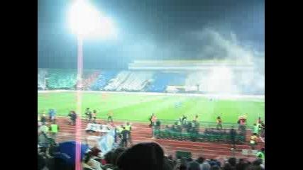 Левски - Ливърпул