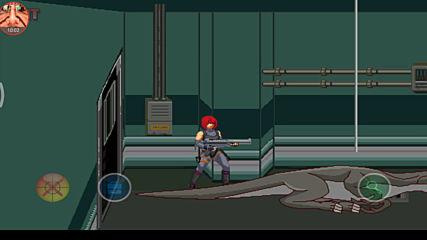 Dino Crux 3 - Проба на патрони