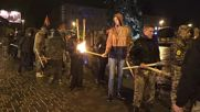 Ukraine: Brovary protesters demand release of Buzina murder suspects