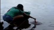 Риболов без въдица