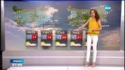 Прогноза за времето (23.04.2015 - сутрешна)