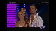 Vip Dance - Отбора На Деян И Кристина * Джаз*05.10.09