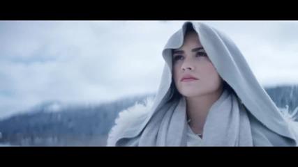 Премиера! Demi Lovato - Stone Cold (official Video) 2016 Бг Превод