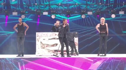 Страхотно изпълнение на живо! Nick Jonas - Jealous