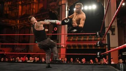 Travis Banks vs. Tyson T-Bone: NXT UK, Jan. 9, 2019