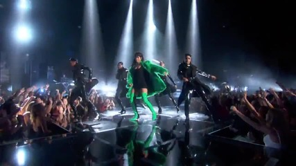 Rihanna - Bitch Better Have My Money (live At The 2015 iheartradio Music Awards) (нецензурирана)
