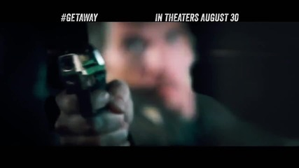 Втори трейлър на Getaway - Селена Гомез и Итън Хоук