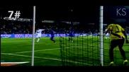 Cristiano Ronaldo - Top 10 Goals in Real Madrid -