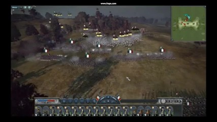 Napoleon:total war-gameplay